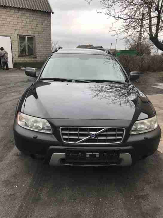 Volvo XC 70 XC70 Cross Country 2006Bj. 2.4 Diesel AWD