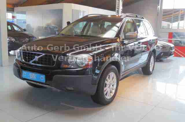 volvo xc 90 d5 awd momentum geartronic 7 sitzer tolle. Black Bedroom Furniture Sets. Home Design Ideas