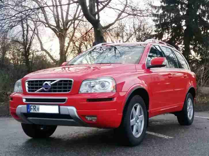 Volvo XC90 D5 Geartronic Allrad Limted Edition 7 Sitzer, Top Zustand, wenig KM