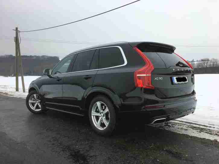 volvo xc90 r design leasing bernahme tolle angebote in volvo. Black Bedroom Furniture Sets. Home Design Ideas
