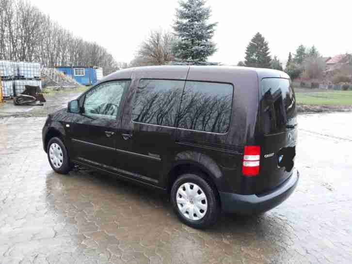 Vw Caddy Trendline