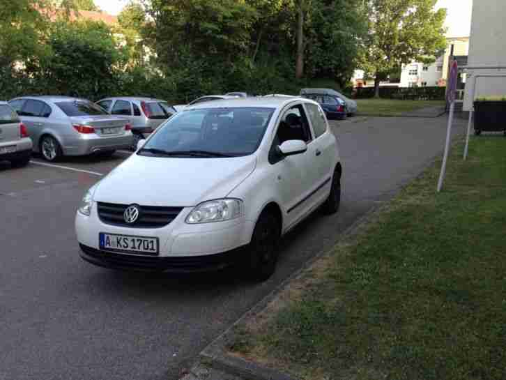 Vw Fox 1.2 Top