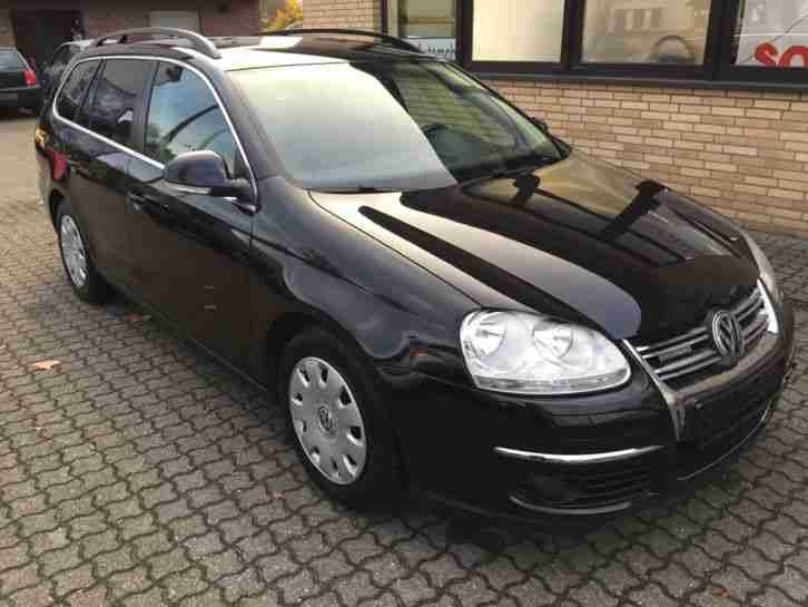 Vw Golf V Variant 2009 1, 9 Tdi 105ps