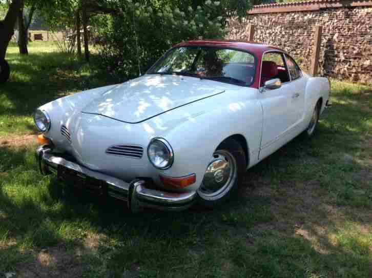 Vw Karmann Ghia Typ 14