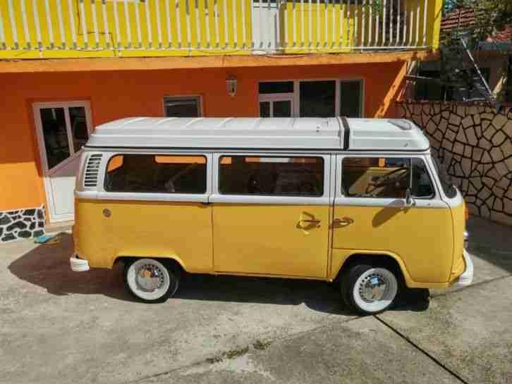 vw t2 westfalia oldtimer camper wohnmobil topseller oldtimer car group. Black Bedroom Furniture Sets. Home Design Ideas