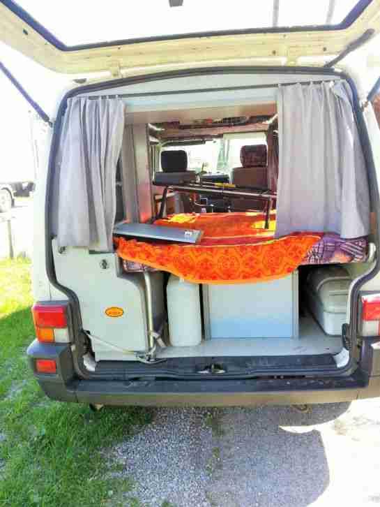 Vw T4 Carthago Malibu Wohnwagen Wohnmobile