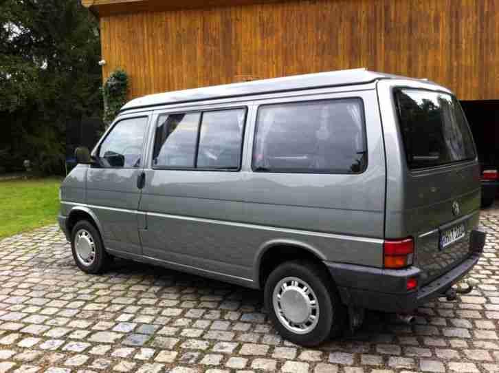 vw t4 multivan mit westfalia aufstelldach neue positionen volkswagen pkw. Black Bedroom Furniture Sets. Home Design Ideas