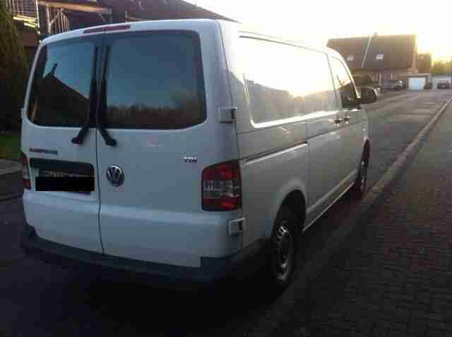 Vw T5 Transporter 2, 0 Tdi 102 Ps