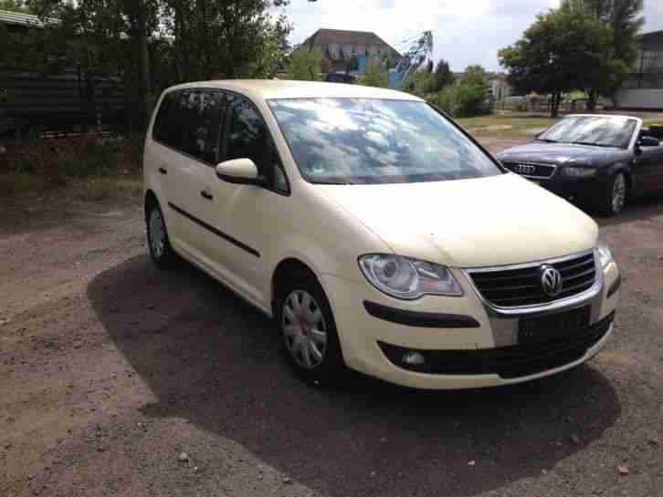 Vw Touran Facelift