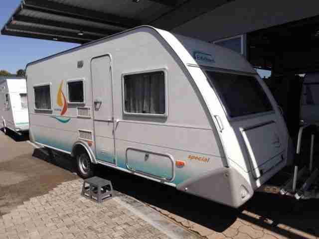 Etagenbetten Wohnwagen : Wohnwagen knaus eifelland tk etagenbetten