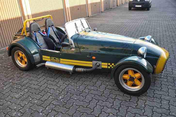 Westfield Lotus SuperSeven SEIW Wideboby mit 2 0 Pinto Motor 170 PS