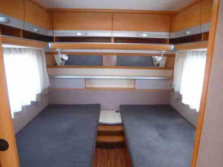 wilk s4 530 ue stern mit rollbettverbreiterung wohnwagen. Black Bedroom Furniture Sets. Home Design Ideas