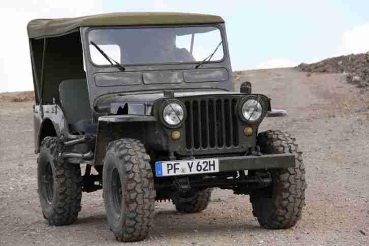 willys jeep m38 topseller oldtimer car group. Black Bedroom Furniture Sets. Home Design Ideas