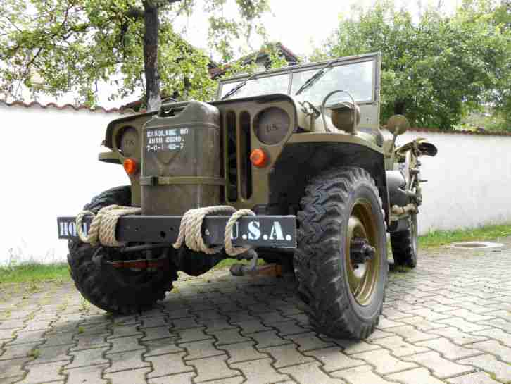 Willys Overland MB