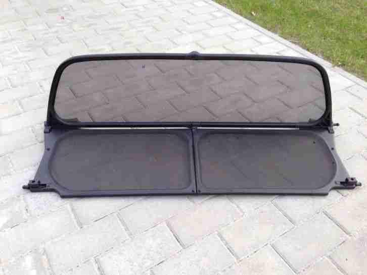 windschott f r mini cabrio neue artikel der marke mini. Black Bedroom Furniture Sets. Home Design Ideas