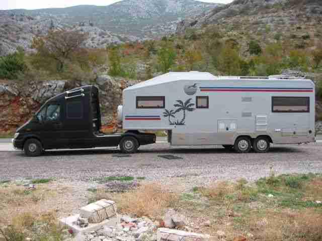 Wohnauflieger Vario Dynamic 700 Wohnwagen Amp Wohnmobile