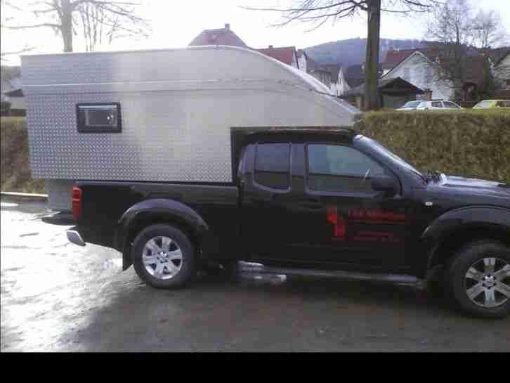 wohnkabine absetzkabine pickup aufsatz wohnwagen wohnmobile. Black Bedroom Furniture Sets. Home Design Ideas