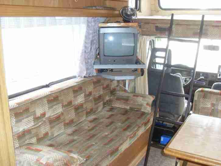 wohnmobil b rstner a 570 alkoven peugeot j5 wohnwagen. Black Bedroom Furniture Sets. Home Design Ideas