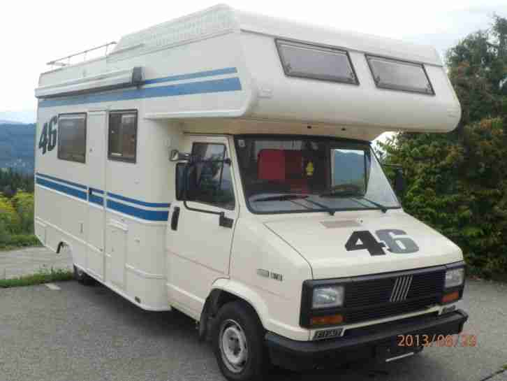 wohnmobil fiat 280 ducato skw 600 x concorde wohnwagen wohnmobile. Black Bedroom Furniture Sets. Home Design Ideas