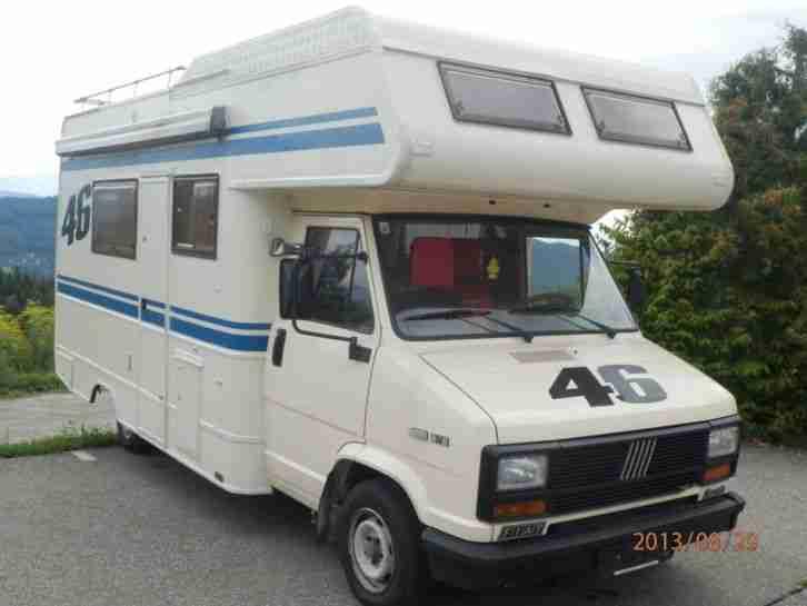 wohnmobil fiat 280 ducato skw 600 x concorde wohnwagen wohnmobile. Black Bedroom Furniture Sets. Home Design Ideas