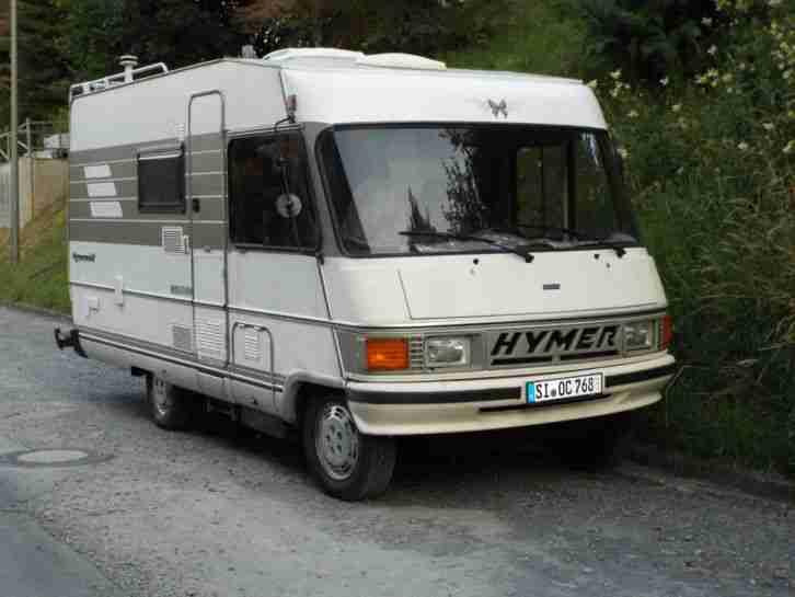 wohnmobil fiat hymer typ 564 wohnwagen wohnmobile. Black Bedroom Furniture Sets. Home Design Ideas