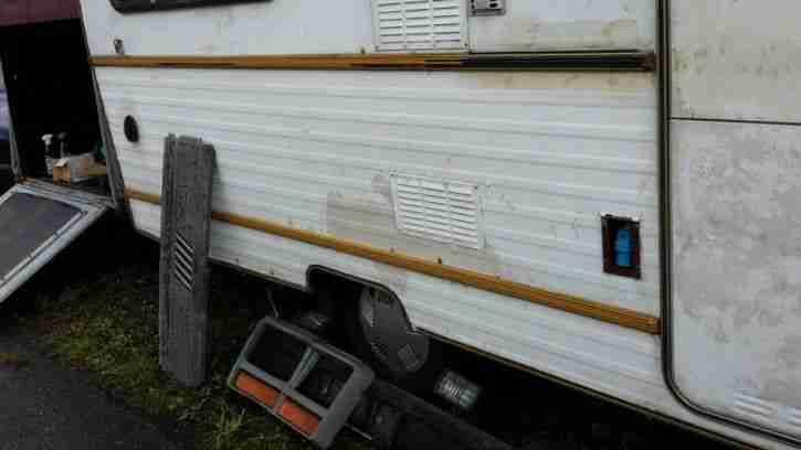 wohnmobil fiat ducato 280 bastelfahrzeug zum wohnwagen. Black Bedroom Furniture Sets. Home Design Ideas