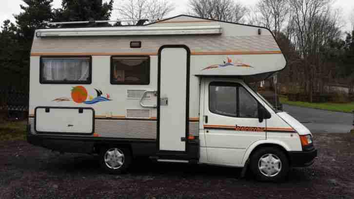wohnmobil ford top gepflegt sehr seltener wohnwagen. Black Bedroom Furniture Sets. Home Design Ideas