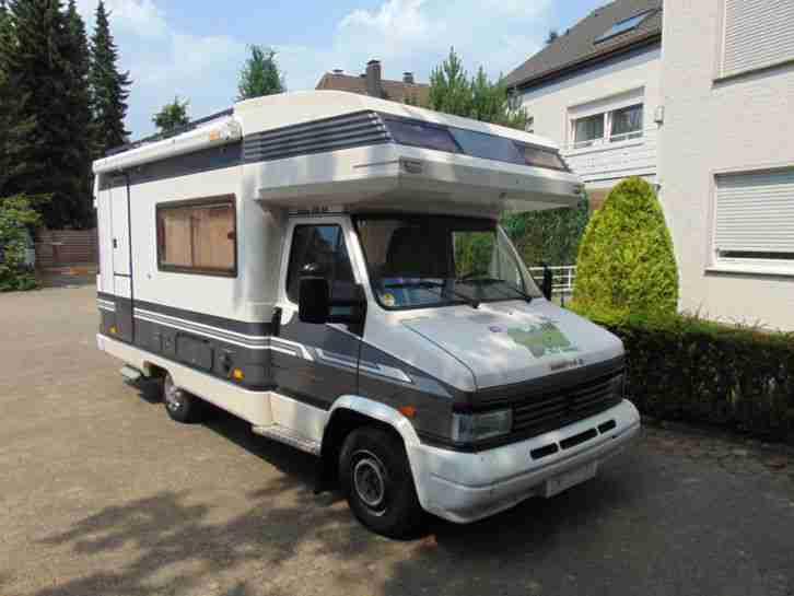 Wohnmobil Hobby Ak 550 Servo T V Neu Wohnwagen