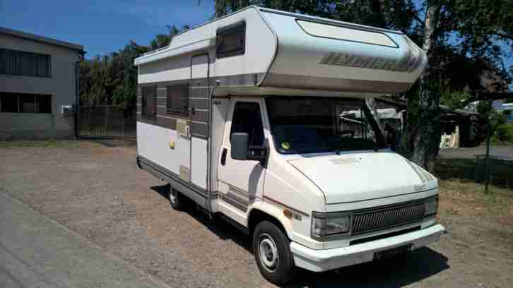 Wohnmobil Hymer Fiat Ducato 1, 9 td.