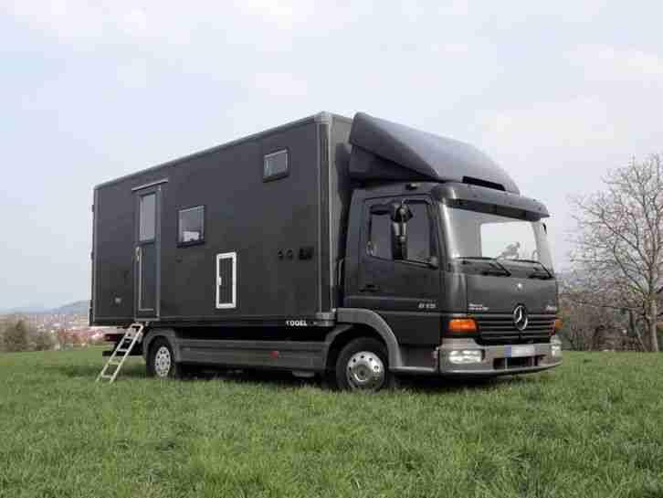 mercedes atego wohnmobil kaufen weltreisemobil camper. Black Bedroom Furniture Sets. Home Design Ideas