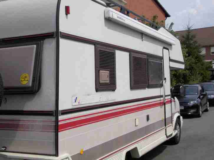 Wohnmobil Marke Lmc Liberty 6400 T V 2015 11 Wohnwagen