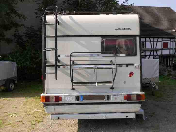 wohnmobil peugeot j5 b rstner aufbau wohnwagen. Black Bedroom Furniture Sets. Home Design Ideas