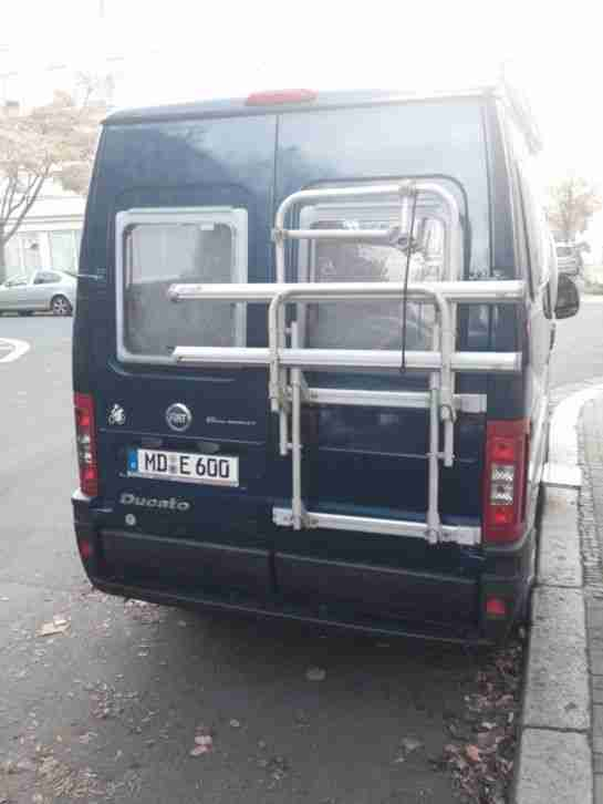 Wohnmobil Reisemobil Adria Club Auf Fiat Wohnwagen