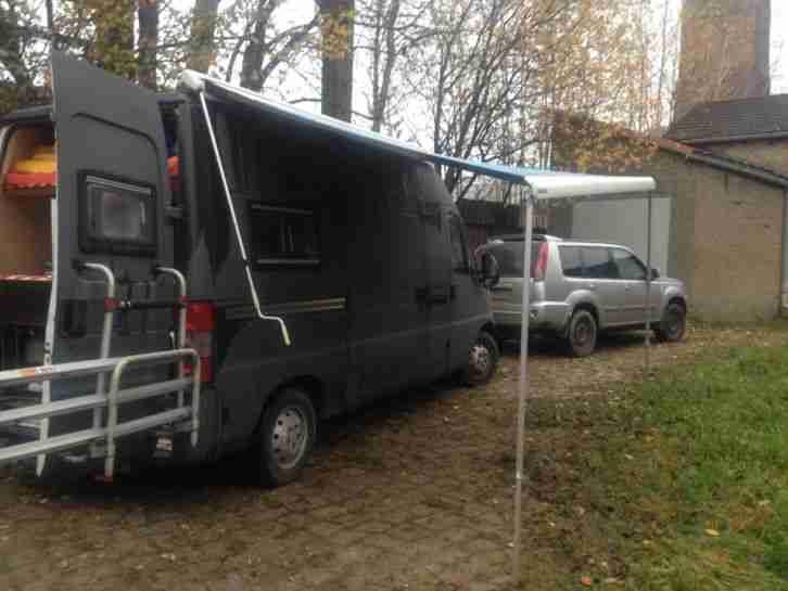 Wohnmobil Selbstausbau Fiat Ducato 230 L 2 8 Wohnwagen