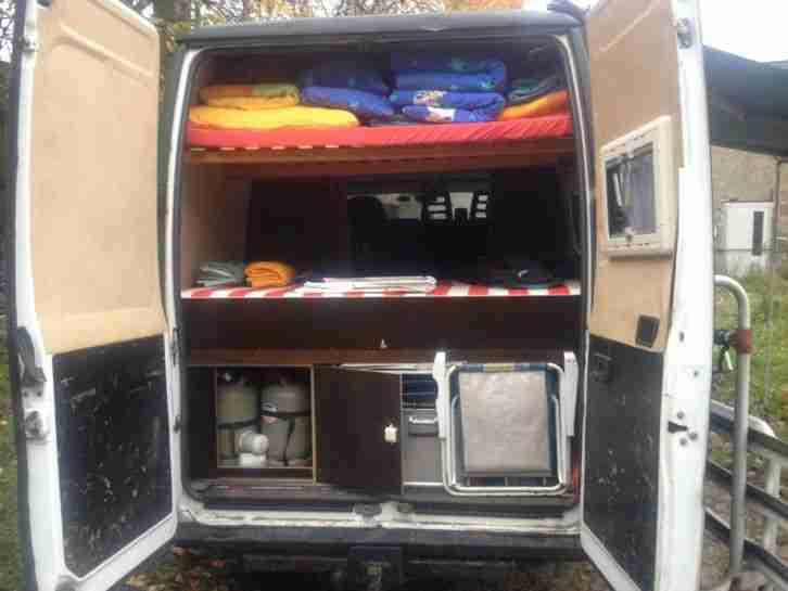 wohnmobil selbstausbau fiat ducato 230 l 2 8 wohnwagen wohnmobile. Black Bedroom Furniture Sets. Home Design Ideas