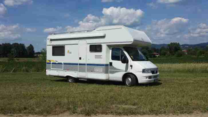 Wohnmobil Tec Freetec 641 F R Die Familie 6 Wohnwagen