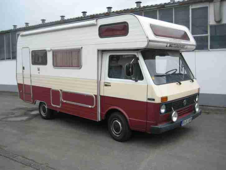 wohnmobil vw lt 28 d karmann alkoven h wohnwagen. Black Bedroom Furniture Sets. Home Design Ideas
