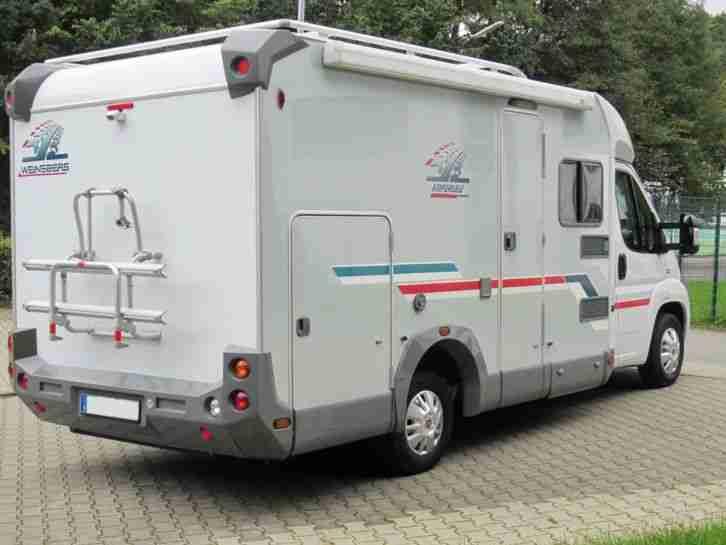 wohnmobil weinsberg imperiale s 590 mq gr ne wohnwagen. Black Bedroom Furniture Sets. Home Design Ideas