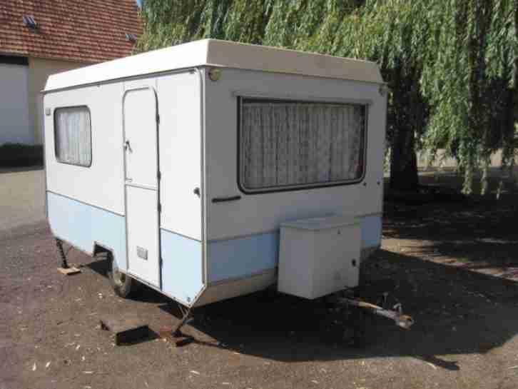 wohnwagen bastei mit fahrzeugbrief guter wohnwagen. Black Bedroom Furniture Sets. Home Design Ideas
