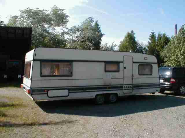 wohnwagen b rstner lux 6002 wohnwagen wohnmobile. Black Bedroom Furniture Sets. Home Design Ideas