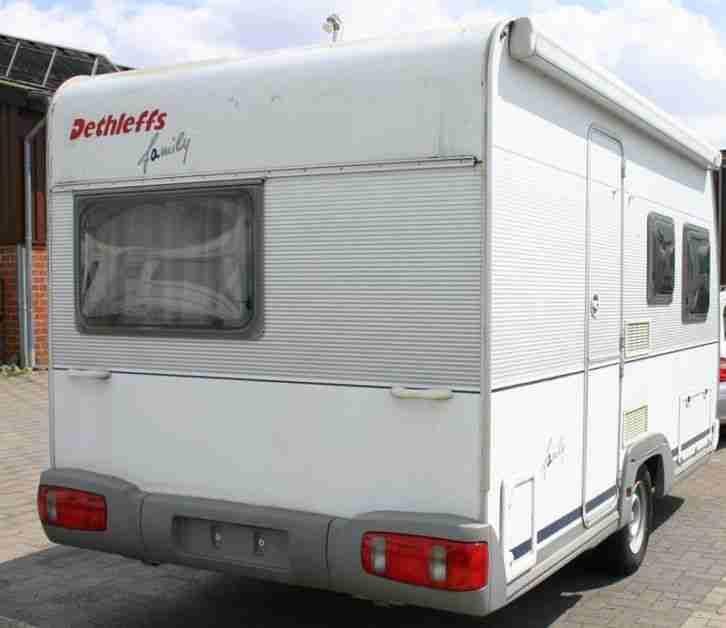 wohnwagen dethleffs baujahr 2000 mit schweizer wohnwagen wohnmobile. Black Bedroom Furniture Sets. Home Design Ideas