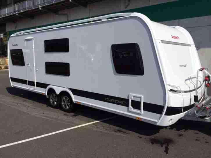wohnwagen dethleffs camper 670fkr wohnwagen wohnmobile. Black Bedroom Furniture Sets. Home Design Ideas