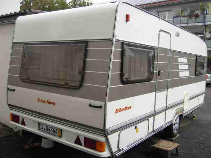 wohnwagen eriba hymer nova 531 wohnwagen wohnmobile. Black Bedroom Furniture Sets. Home Design Ideas