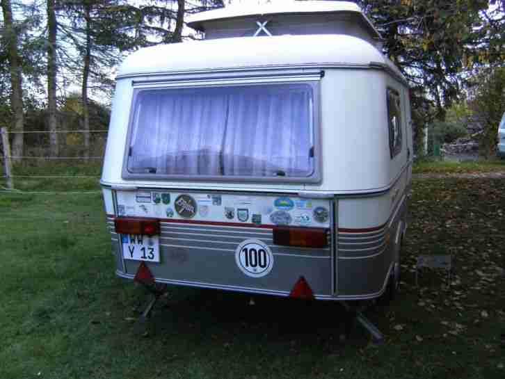 wohnwagen eriba touring pan familla wohnwagen wohnmobile. Black Bedroom Furniture Sets. Home Design Ideas