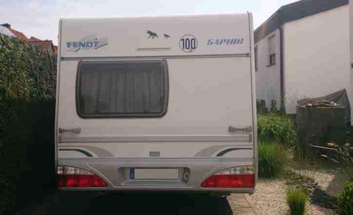 Wohnwagen Fendt Saphir 420 Minimaler Wohnwagen Wohnmobile