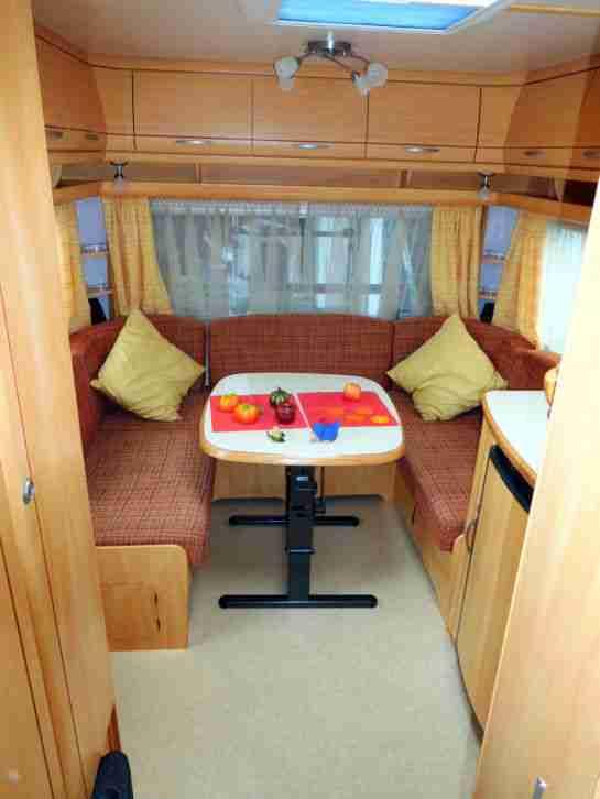 Wohnwagen Fendt Saphir 470 Tfb Besonders Gut Wohnwagen