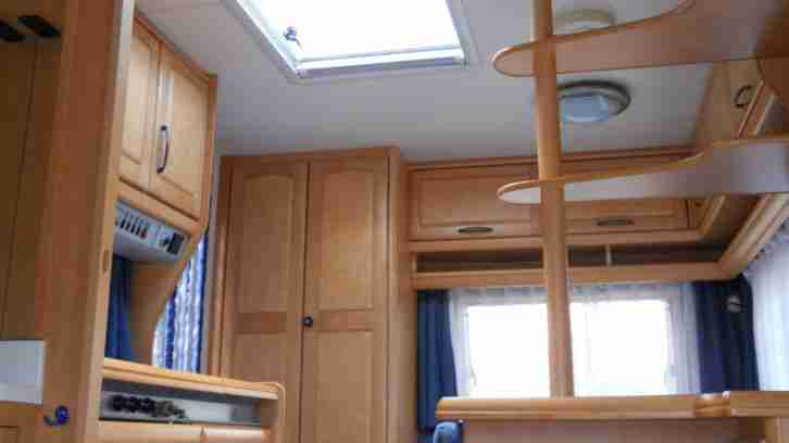wohnwagen hobby 440 sfe exclusive wohnwagen wohnmobile. Black Bedroom Furniture Sets. Home Design Ideas