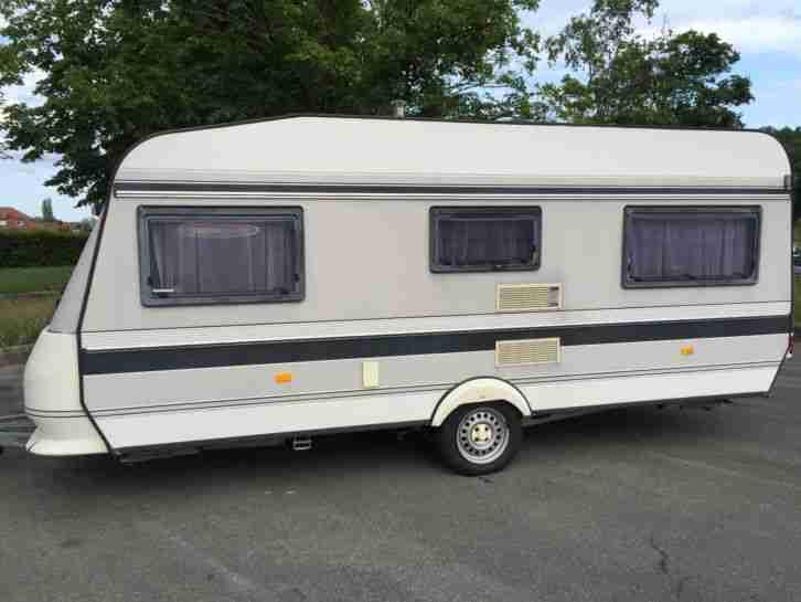 wohnwagen hobby prestige 495 wohnwagen wohnmobile. Black Bedroom Furniture Sets. Home Design Ideas