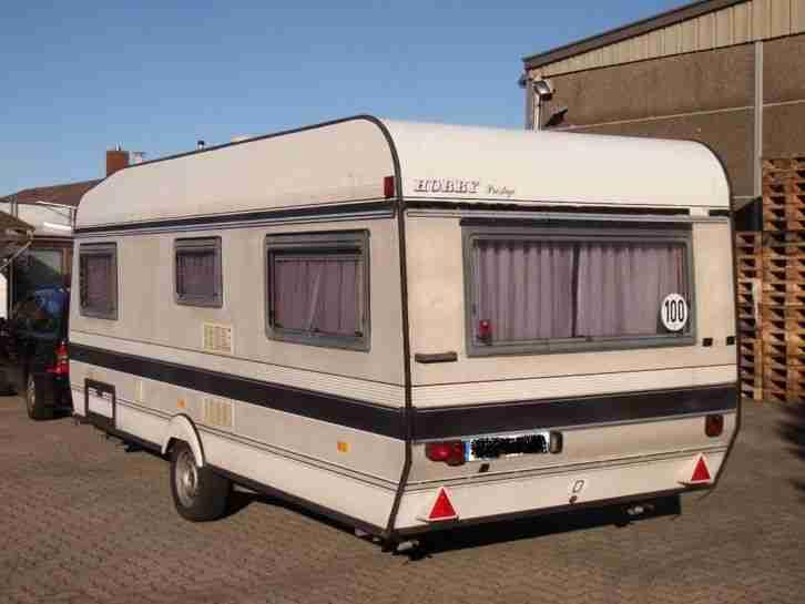 wohnwagen hobby prestige 535 rundsitzecke 2te. Black Bedroom Furniture Sets. Home Design Ideas