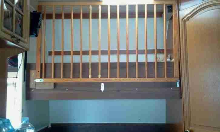 Rausfallschutz Etagenbett Wohnwagen : Wohnwagen hobby mit vorzelt reisefertig & wohnmobile.